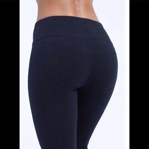 Marika Booty Booster Black Workout Legging Sz XL